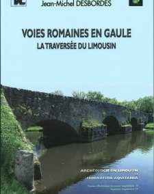 Voies romaines en Gaule (oct. 2010)