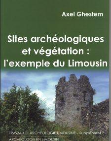 Sites archéologiques et végétation