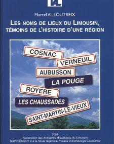 Les noms de lieux du Limousin