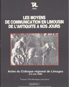 Les moyens de communication en Limousin